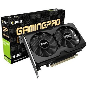 Palit GTX1650 GP OC 4GB 128Bit GDDR6