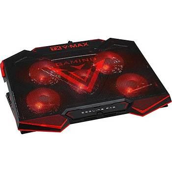 TX V-MAX 5x12cm Fanlý Notebook Soðutucu