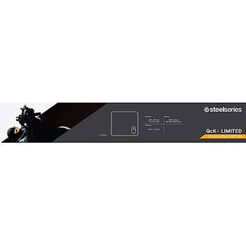 SteelSeries QcK+ Limited CS:GO Howl Edition Oyuncu Mousepad