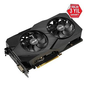 Asus DUAL-RTX2060-A6G-EVO 6GB 192Bit DDR4