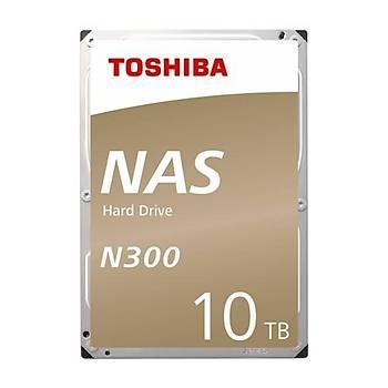 Toshiba 3,5 N300 10TB 256MB 7200RPM HDWG11AUZSVA