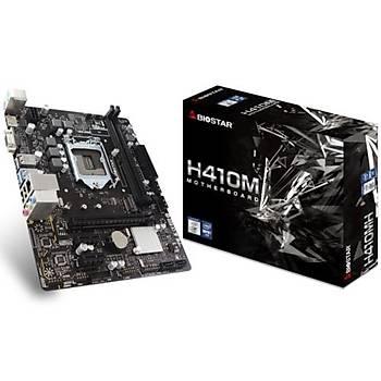 Biostar H410MH DDR4 S+V+GL HDMI MATX LGA1200p