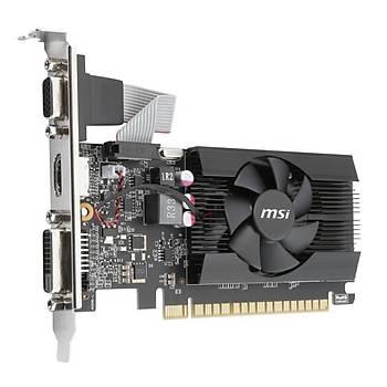 Msi Vga GT 710 1GD3 Lp GT710 1GB DDR3 64B DX12 Pcie 3.0 X16 (1XVGA 1XDVI 1XHDMI) Ekran Kartý