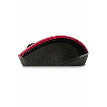 Hp K5D26AA X3000 Kýrmýzý Kablosuz Mouse