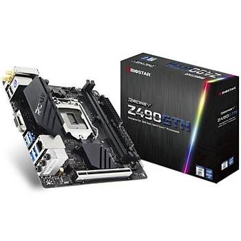 Biostar Racing Z490GTN DDR4 4400 S+V+GL LGA1200p