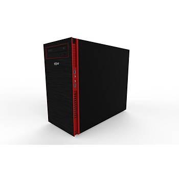 Exper Pc Flex DEX391 i3 9100F H310 4GB 120GB SSD GT710 2GB FDOS Masaüstü Bilgisayar