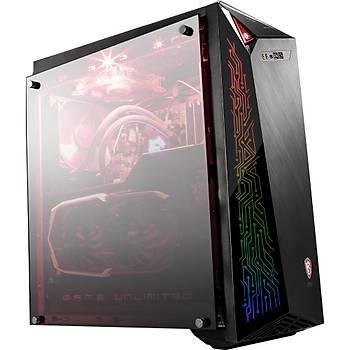 MSI PC INFINITE X PLUS 9SE-297EU I7-9700K 16GB DDR4 512GB SSD+2TB 7200RPM HDD RTX2080 GDDR6 8GB W10 DVD