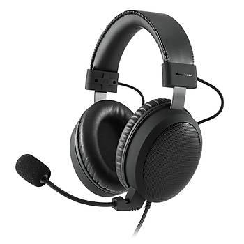 Sharkoon B1 Mikrofonlu Kulaküstü Gaming Kulaklýk