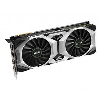 Msi VGA Geforce RTX 2080 TI Ventus GP RTX2080TI 11GB GDDR6 352B DX12U PCIE 3.0 X16 (1XHDMI 3XDP) Ekran Kartý