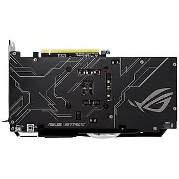Asus Strix-GTX1650S-A4G Gaming 4GB 128Bit GDDR6 Ekran Kartý