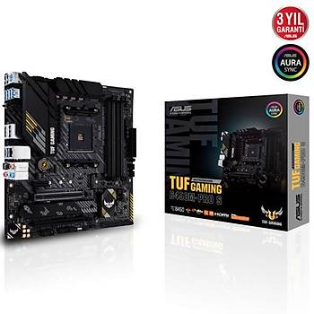 Asus TUF GAMING B450M-PRO S DDR4 S+V+GL AM4 (mAT