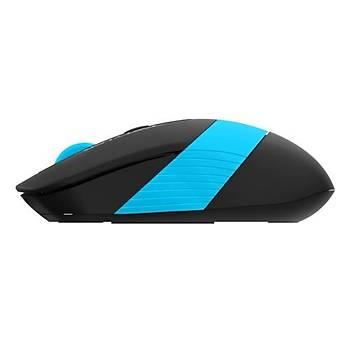 A4 Tech FG10 Kablosuz Mouse Mavi - 2000DPI