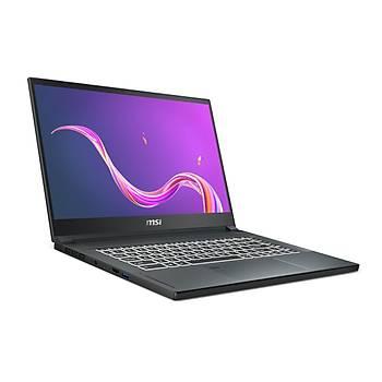 Msi NB Creator 15 A10SET-078TR I7-10875H 16GB DDR4 RTX2060 GDDR6 6GB 512GB SSD Touch 15.6 FHD Windows10 Dizüstü Bilgisayar