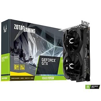 Zotac GTX 1660 Super 6GBGDDR6 192Bit Nvidia GeForce DX12 Ekran Kartý
