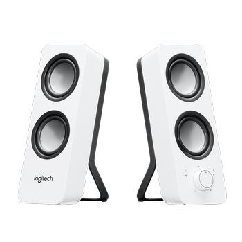 LOGITECH Z200 SPEAKER SNOW WHITE 980-000811