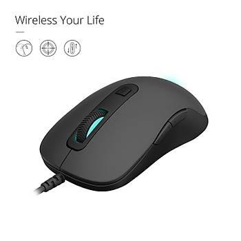 VPRO V16 Siyah Optik Gaming Mouse