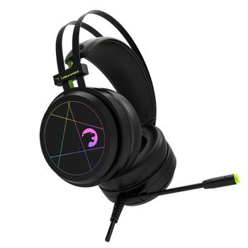 Gamepower Medusa Siyah 7.1 Rainbow Oyuncu Kulaklýk