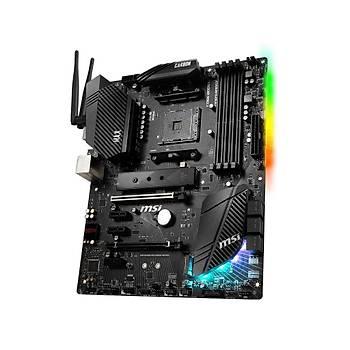MSI B450 GAMING PRO CARBON MAX WIFI AM4 DDR4 4133(OC) HDMI DP 2x M.2 USB3.1 WI-FI ATX