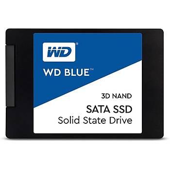 WD Blue SSD 2TB 3D NAND 2.5 560MB/s-530MB/s WDS200T2B0A