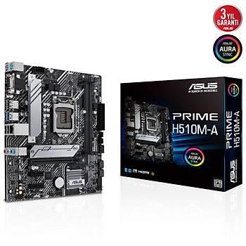 Asus PRIME H510M-A  S+V+GL 1200p