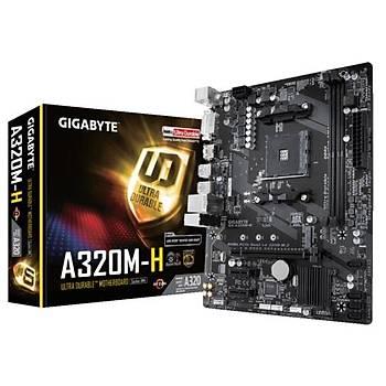 Gigabyte Ga-A320m-h s+v+gl DDR4 Am4