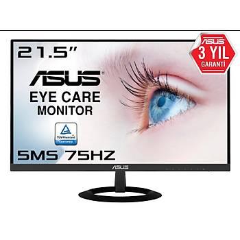 21.5 ASUS VA229HR IPS IPS 1920x1080 5ms 75hz 3YIL D-SUB HDMI MONÝTÖR