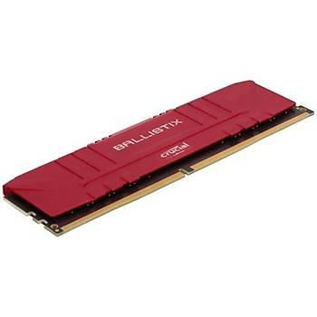 Ballistix 8GB 3000MHz DDR4 BL8G30C15U4R-Kutusuz