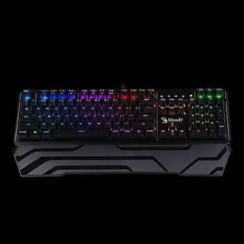 Bloody B870R Q USB RGB LK2 Siyah Gamer Klavye