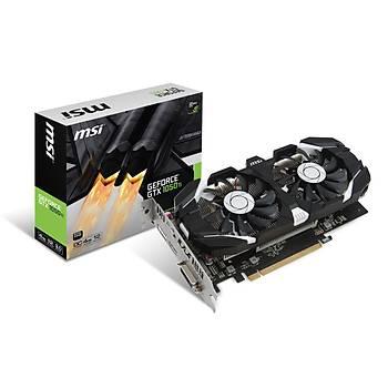 MSI VGA GEFORCE GTX 1050 TI 4GT OC GTX1050TI 4GB GDDR5 128B DX12 PCIE 3.0 X16 (1XDVI 1XHDMI 1XDP)