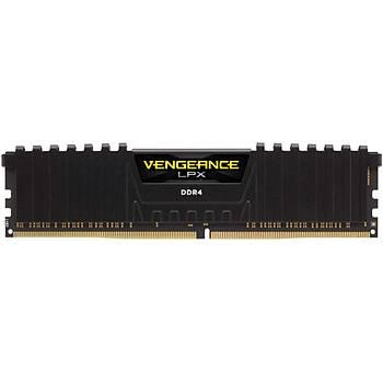 CORSAIR CMK64GX4M2E3200C16 64GB (2X32GB) DDR4 3200MHz CL16 VENGEANCE BLACK LPX SOGUTUCULU DIMM BELLEK