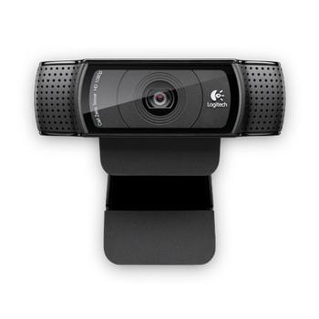 LOGITECH C920 FULL HD 1080p 15MP CARL ZEISS WEBCAM Video Calling