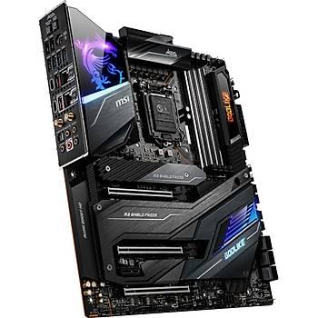 MSI MEG Z490 GODLIKE SOKET 1200 DDR4 5000 (OC) PCI-E Gen 4, M.2 USB3.2 RGB 1x 10G LAN + 1x 2,5G LAN Wi-Fi 6 E-ATX