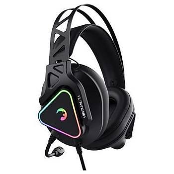 GamePower Kizaru 7.1 Siyah Surround RGB Oyuncu Kulaklýk
