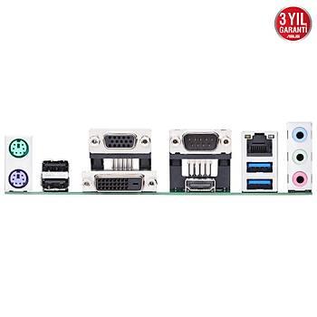 ASUS PRO Q470M-C/CSM Intel Q470 LGA1200 DDR4 2933 DP HDMIVGA Çift M2 USB3.2 PCI TPM mATX Intel Vpro desteði. Asus Control Center Express Hediyeli!