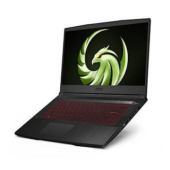 Msi Nb Bravo 15 A4dcr-255xtr R5-4600h 8gb Ddr4 Rx5300m Gddr6 3gb 512gb Ssd 15.6 Fhd Dos Notebook