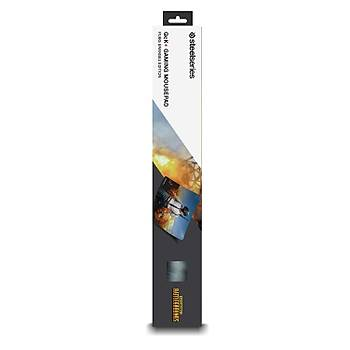 Steelseries QcK+ PUBG Erangel Edition Oyuncu Mousepad