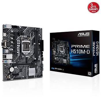 Asus PRIME H510M-D S+V+GL 1200p