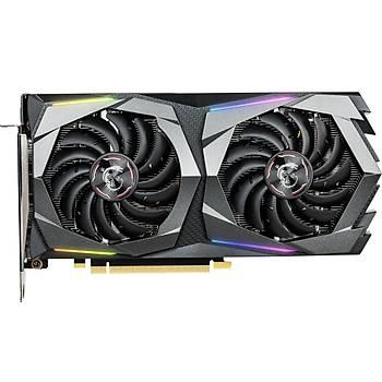 Msi VGA Geforce GTX 1660 GAMING X 6G GTX1660 6GB GDDR5 192B DX12 PCIE 3.0 X16 (1XHDMI 3XDP) Ekran Kartý