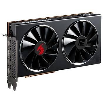 PowerColor Red Dragon RX5700XT 8G 256B GDDR6 Ekran Kartý