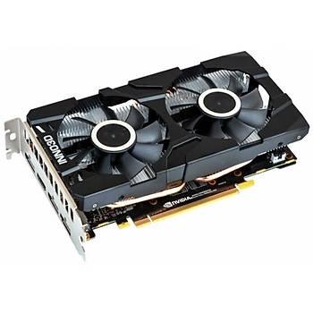 Inno3D GTX1660Ti Twin x2 6GB 192Bit GDDR6