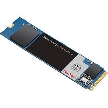 250GB SANDISK 2400/950 MBs SDSSDH3N-250G-G25 M2 NVME 3D SSD