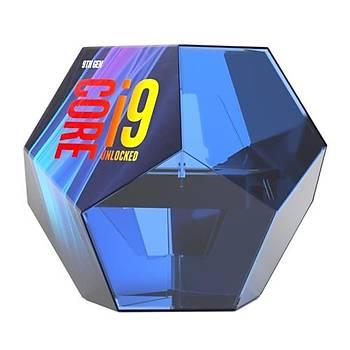 Intel i9-9900K 3.6 GHz 5.0 GHz 16M 1151p Fansýz