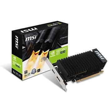 MSI VGA GEFORCE GT 1030 2GH LP OC GT1030 2GB GDDR5 64B DX12 PCIE 3.0 X16 (1XHDMI 1XDP)