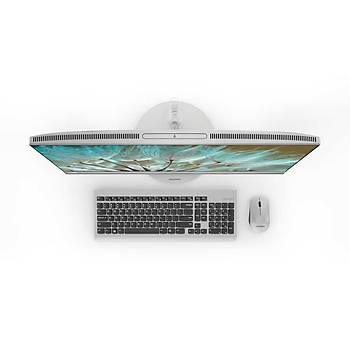 Lenovo Aio 27 520-27IKL F0D0005TTX i7-7700T 8GB 1T 128G SSD GF940MX 2G Freedos All in One Bilgisayar