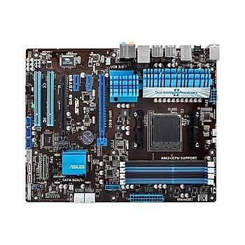 Asus M5A97 Evo R2.0 970 DDR3 ATX GLAN Sata3 USB3 Anakart