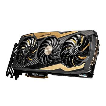 MSI VGA GEFORCE RTX 2080 TI LIGHTNING Z RTX 2080TI 11GB GDDR6 352B DX12 PCIE 3.0 X16 (1XHDMI 3XDP 1XUSB-C)