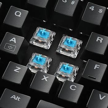 Sharkoon Skiller Mech SGK3 RGB Mekanik Kýrmýzý Switch Klavye
