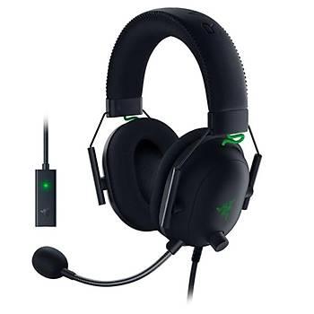 Razer BlackShark v2 USB Enhancer + Trust  GXT 758 XXL  Mousepad + Razer Base Station V2 Chroma
