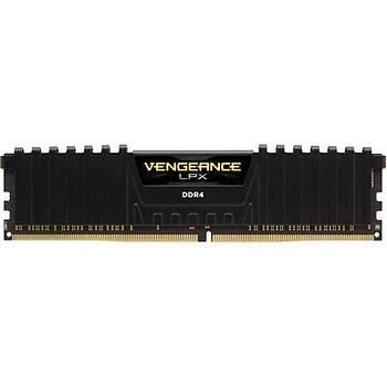 CORSAIR CMK16GX4M1Z3600C18 16GB DDR4 3600MHz CL18 VENGEANCE BLACK LPX SOGUTUCULU DIMM BELLEK