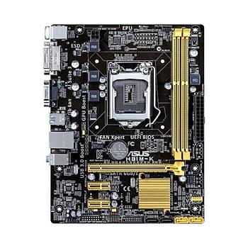 Asus H81M-K/Kutulu DDR3 Micro-ATX Anakart